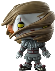 It (2017) - Pennywise with Wig Pop! Vinyl