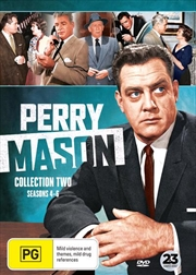 Perry Mason - Collection 2 - Season 4-6
