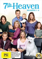 7th Heaven - Season 1-6 - Collection 1