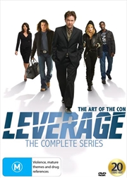 Leverage | Complete Series