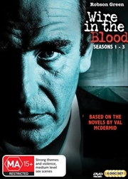 Wire In The Blood - Season 1-3 | Boxset