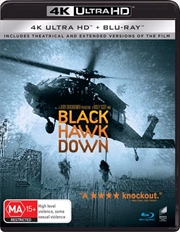 Black Hawk Down | Blu-ray + UHD