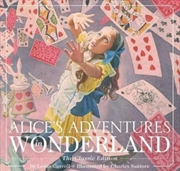 Alice in Wonderland Coloring Book : The Classic Edition | Paperback Book