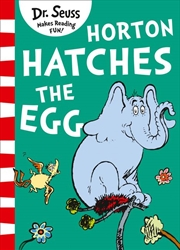 Horton Hatches The Egg | Paperback Book