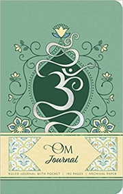 Om Hardcover Ruled Journal | Merchandise