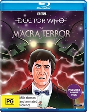 Doctor Who - The Macra Terror - Limited Edition
