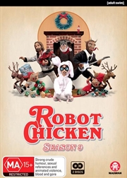 Robot Chicken - Season 9 | DVD