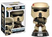 Star Wars: Rogue One - Scarif Stormtrooper Pop! Vinyl | Pop Vinyl