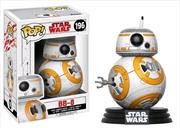 Star Wars - BB-8 Episode VIII The Last Jedi Pop! Vinyl | Pop Vinyl