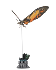 "Godzilla: King of the Monsters - Mothra 7"" Action Figure"