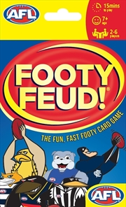 Afl Footy Feud | Merchandise