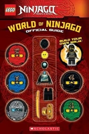 Lego Ninjago: World of Ninjago Official Guide