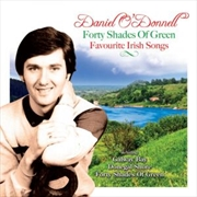 Forty Shades Of Green - Favourite Irish Songs | CD
