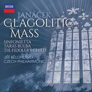 Glagolitic Mass / Taras Bulba / Sinfonietta | CD