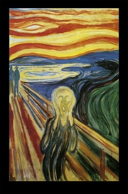 Edward Munch - The Scream | Merchandise