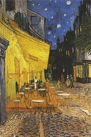 Van Goh - Terrasse de Caf - Cafe at Night