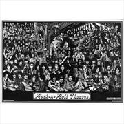 Howard Teman Rock & Roll Theatre poster | Merchandise