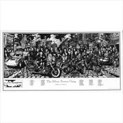 Howard Teman Silver Screen Gang poster