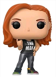 WWE - Becky Lynch (The Man) US Exclusive Pop! Vinyl [RS]