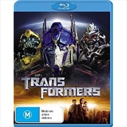 Transformers - The Movie | Blu-ray
