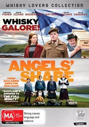 Angel's Share / Whisky Galore | Double Pack