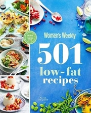 501 Low Fat Recipes