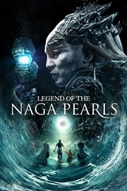 Legend Of The Naga Pearls | DVD