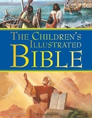 Children's Illustrated Bible | Hardback Book