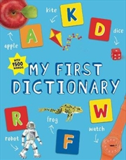My First Dictionary | Paperback Book