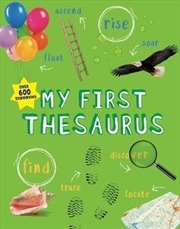 My First Thesaurus | Paperback Book
