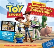 Toy Story- Woody's Augmented Reality Adventures | Hardback Book