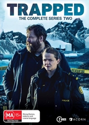 Trapped - Series 2 | DVD