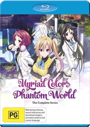 Myriad Colors Phantom World | Complete Series | Blu-ray