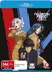 Full Metal Panic! Invisible Victory | Complete Series | Blu-ray