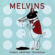 Pinkus Abortion Technician - Limited Edition Electric Blue / Oxblood Coloured Vinyl