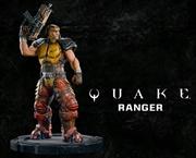 Quake - Ranger Statue