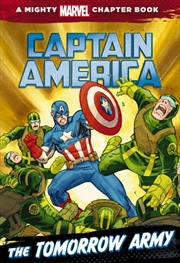 Captain America - Tomorrow Army | Paperback Book