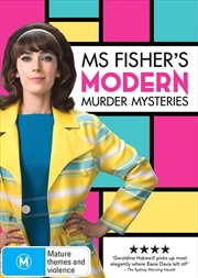 Ms Fisher's Modern Murder Mysteries | DVD