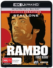 Rambo - First Blood | Blu-ray + UHD