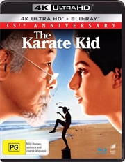 Karate Kid - 35th Anniversary Special Edition | Blu-ray + UHD, The
