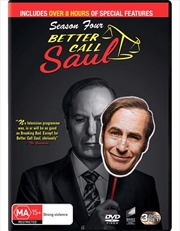 Better Call Saul - Season 4 | DVD
