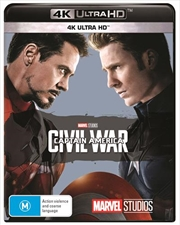 Captain America - Civil War | UHD