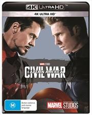 Captain America - Civil War | UHD