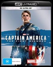 Captain America - The First Avenger | UHD