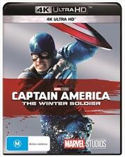 Captain America - The Winter Soldier | UHD