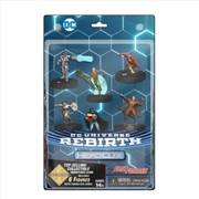 Heroclix - DC Rebirth Fast Forces 6-pack