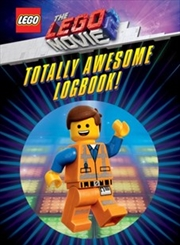Lego Movie 2 - Totally Amwesome Logbook! | Hardback Book