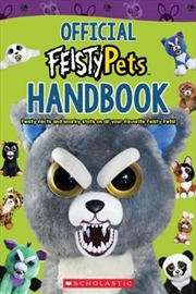 Feisty Pets: Official Handbook | Paperback Book
