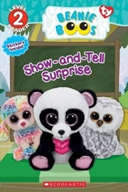 Beanie Boos: Show & Tell Surprise