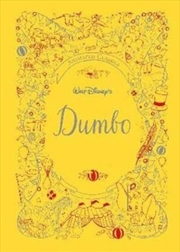 Disney Dumbo: Animated Classic | Hardback Book